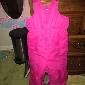 Other - Toddler girl snow pants